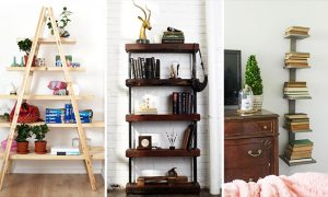 15 Awesome DIY Bookshelf Ideas Every Bookworm Will Want To Craft