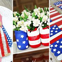 15 Awesome DIY Patriotic Home Decor Ideas For The Fourth of July