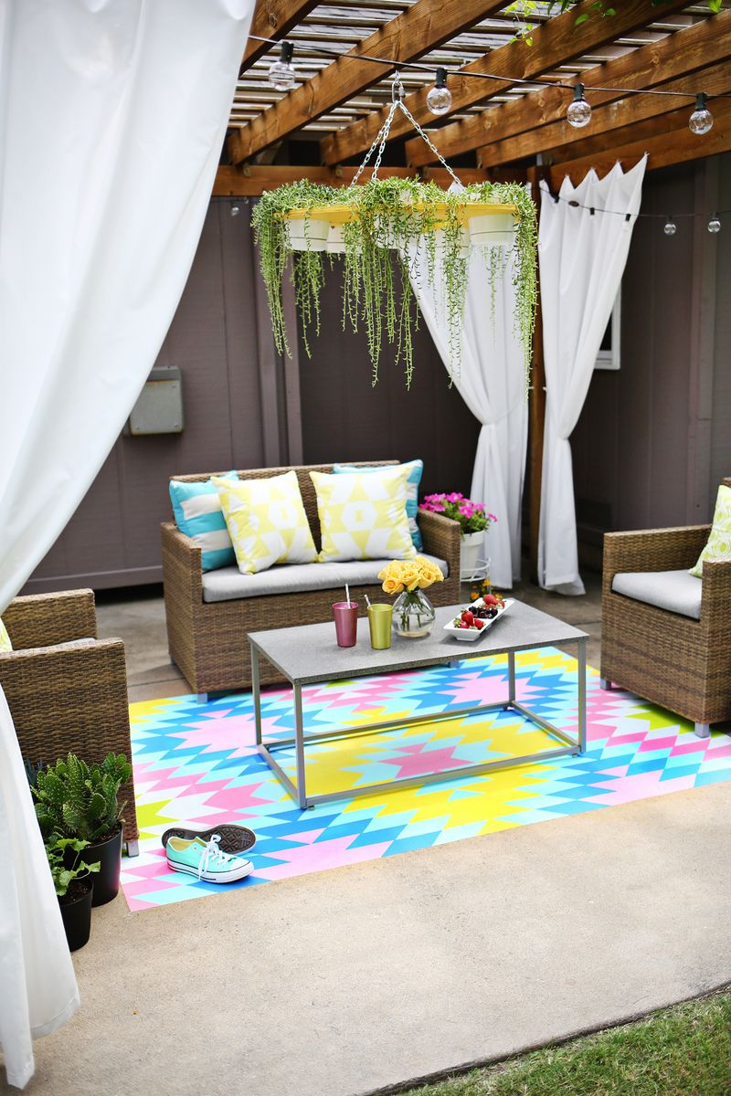 15 Awesome Patio Crafts You Need To Have Up Your Sleeve