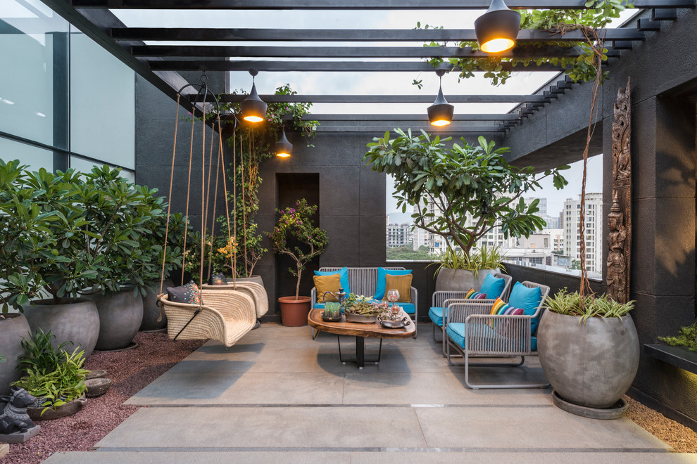 15 Compact Industrial Balcony Designs For Lofts And Houses