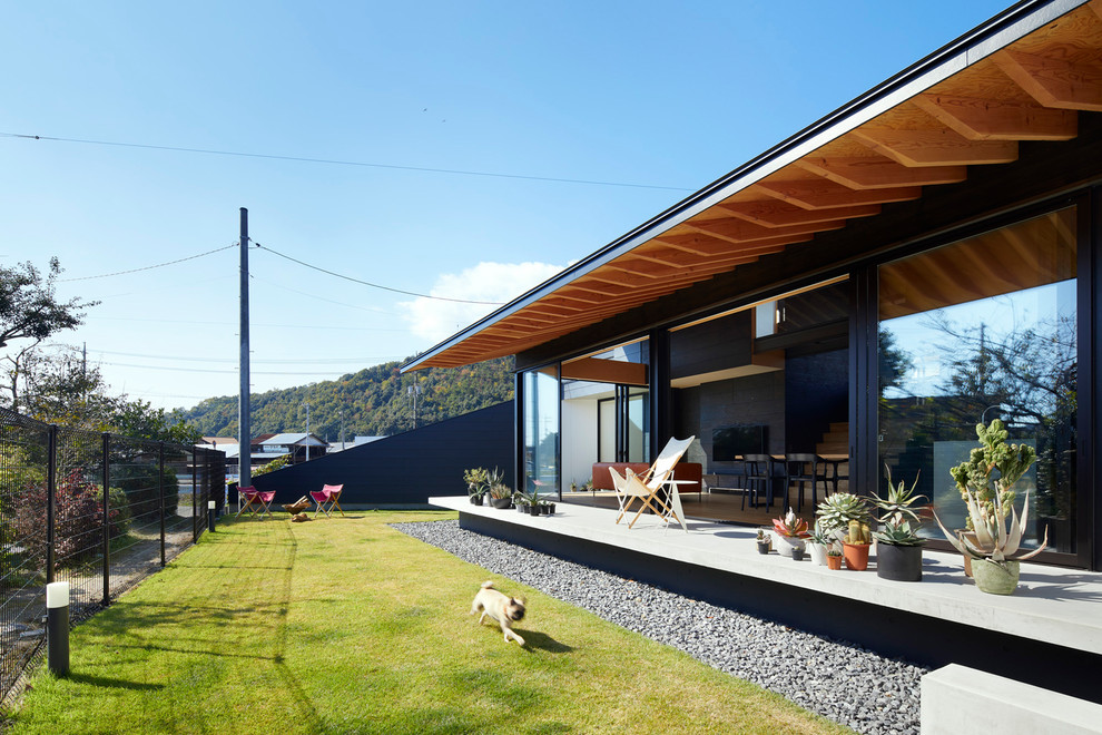 15 Exemplary Industrial Landscape Designs For Lofts And Houses