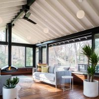 16 Breathtaking Mid-Century Modern Sunroom Designs For Everyday Use