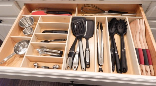 16 Life-Saving DIY Kitchen Drawer Organization Ideas