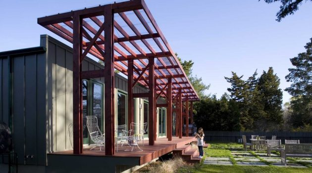 18 Amazing Industrial Porch Designs For Your Home