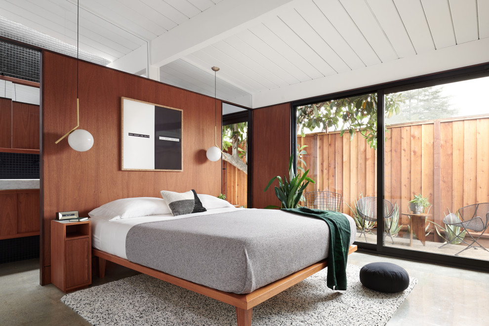 18 Marvelous Mid-Century Modern Bedroom Interiors You Will Adore