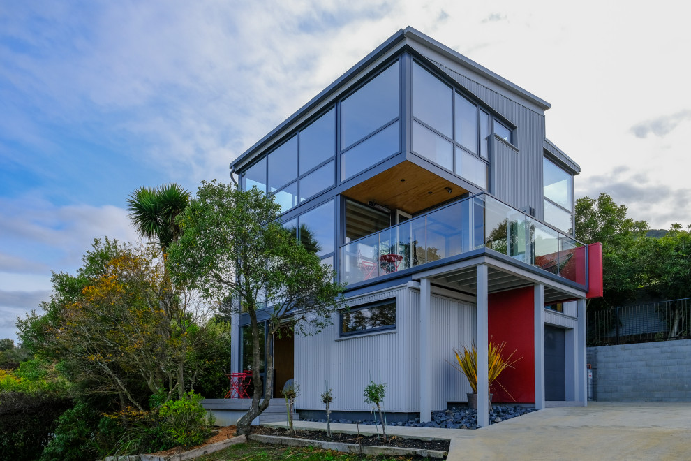 18 Spectacular Industrial Exterior Designs That Will Surprise You