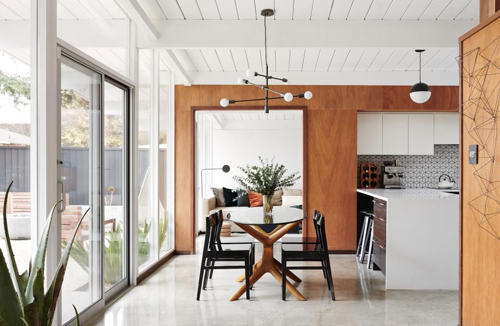 18 Spectacular Mid-Century Modern Dining Room Designs