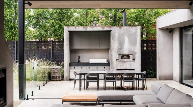 18 Stunning Industrial Patio Designs For The Best Outdoor Season