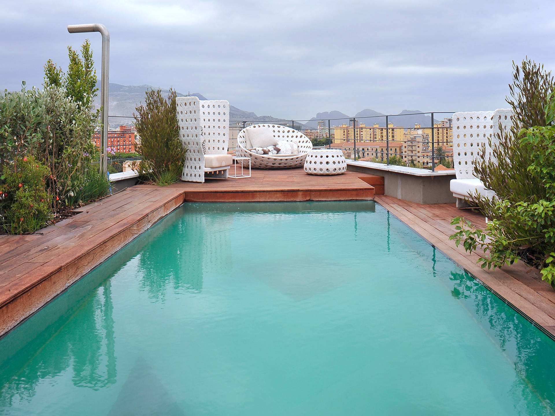 18 Stupendous Industrial Swimming Pool Designs