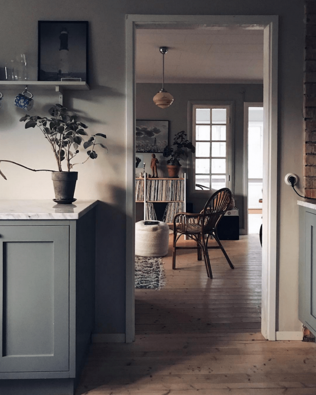 That Swedish Rustic Charm That Can't Be Beaten