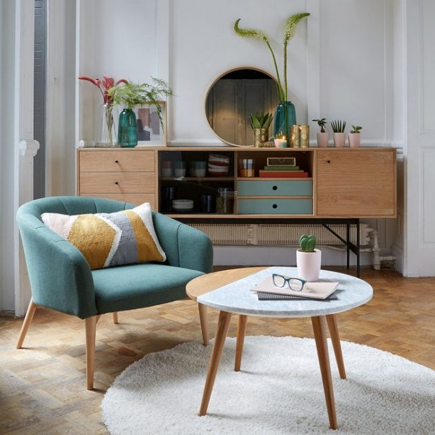Large Round Mirrors You Need Right Now for Your Home