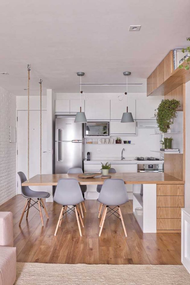 Decorating Tips on Integrated Kitchen