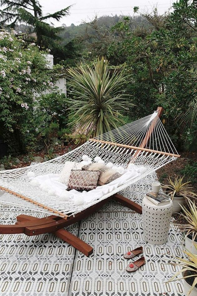A Hammock for Your Summer Naps is the Ideal Relaxation Piece You Need!