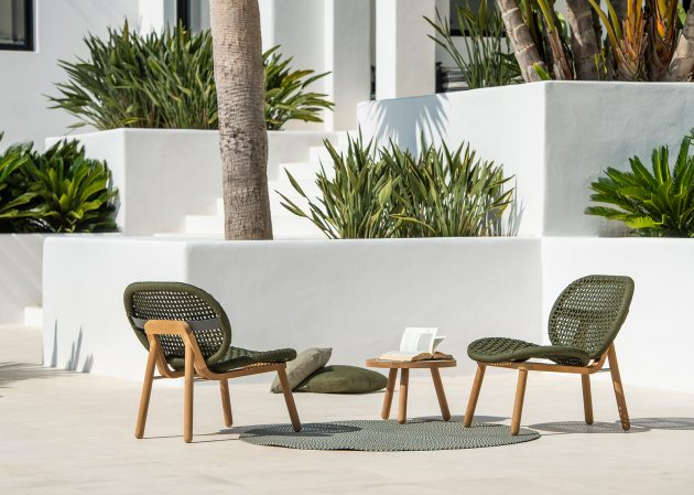 7 Stylish Armchairs for the Garden