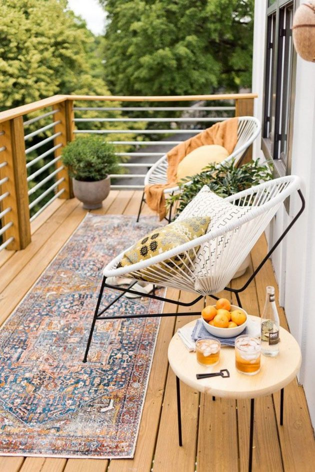 How to Perfectly Arrange Your Balcony for Spring?