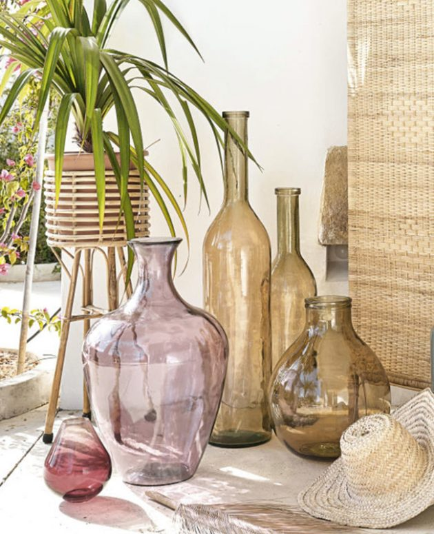 A Natural Braided Vase or Pot You Will Want in Your Home
