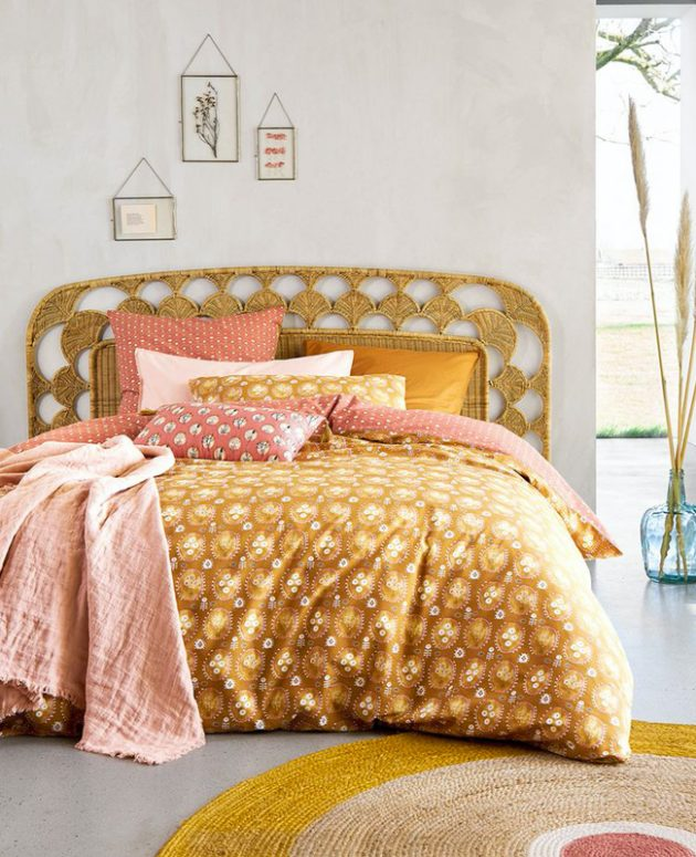 6 Stylish Rattan Headboards for Your Bedroom