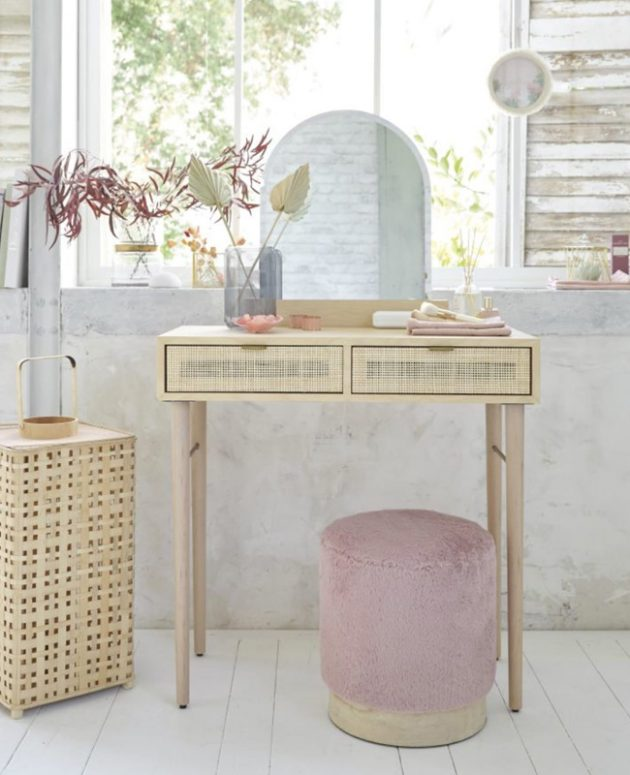 6 Pretty Dressing Tables for the Bedroom