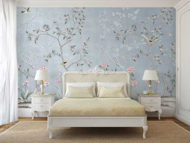 Wallpapers In The Bedroom - A Worthy Consideration