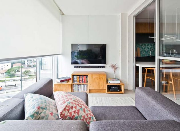Inspiring Models and Projects of Small Living Room Rack