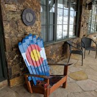 8 Painted Adirondack Chairs Ideas For 2020