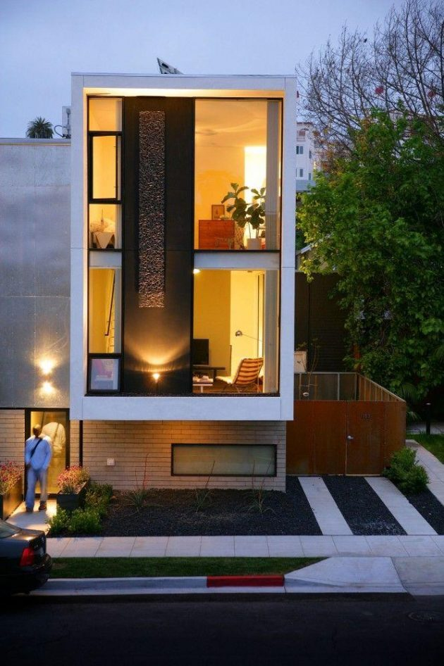 Amazing Narrow House Facades to Help With Your Next Project