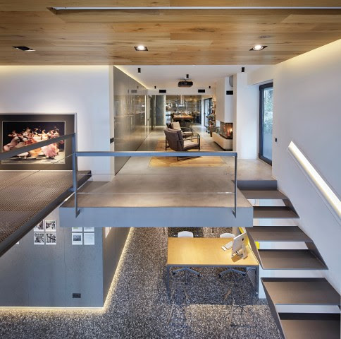 A New Approach to the Residential Interiors: STUDIO LOFT