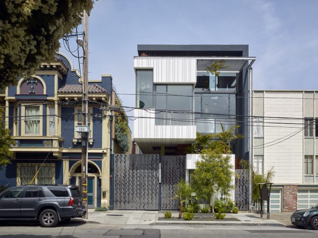 Albion Street Residences by Kennerly Architecture & Planning in San Francisco