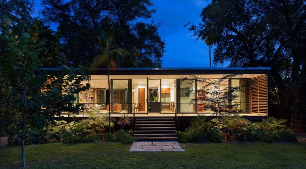 Brillhart House by Brillhart Architecture in Miami, Florida