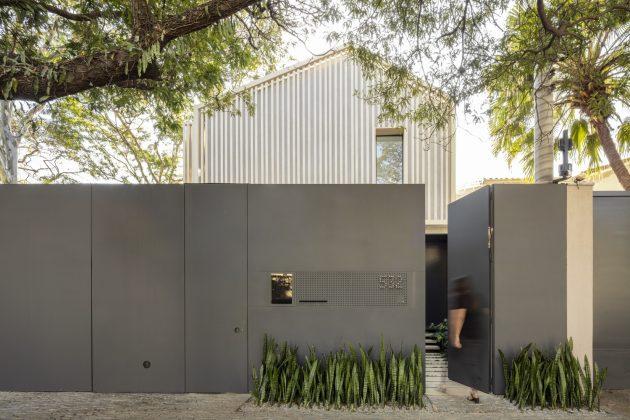 GGL House by Studio AG Arquitetura in Sao Paulo, Brazil