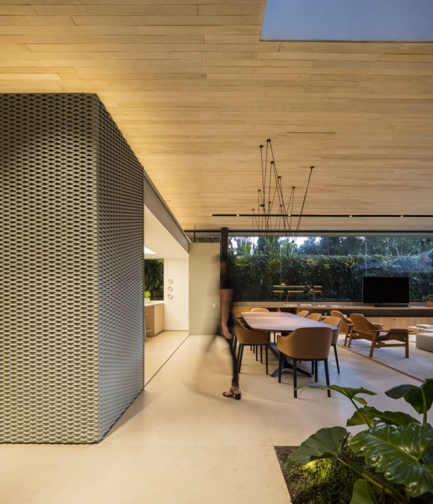 GGL House by Studio AG Arquitetura in Sao Paulo, Brazil