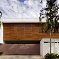 House 13 by Atria Arquitetos in Brasilia, Brazil