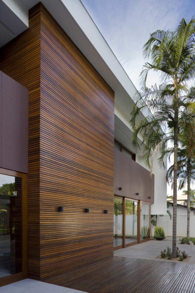 House 13 by Atria Arquitetos in Brasilia, Brazil