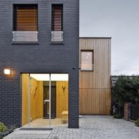 House in Poznan by Easst Architects in Poznan, Poland