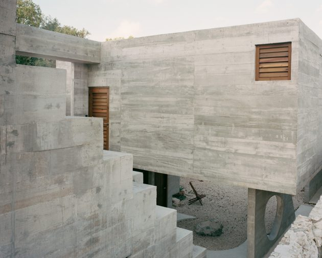 Merida House by Ludwig Godefroy Architecture in Merida, Mexico