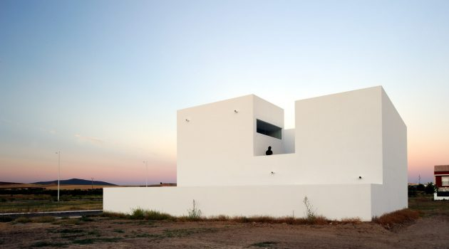 RG House by Estudio Arquitectura Hago in Badajoz, Spain
