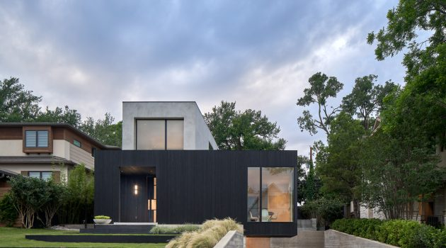 Skybox House by Dick Clark + Associates in Austin, Texas