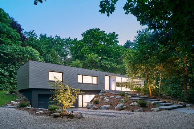 Villa RR by Reitsema and Partners Architects in Rijssen, The Netherlands
