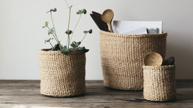 How to Use the Baskets in Your Decor?