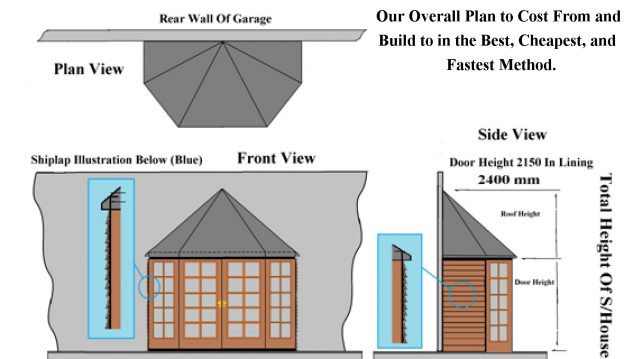 How to Increase the Value of Your Property-The Small Summer House Build