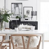 How To Create The Perfect Modern Scandinavian Dining Room