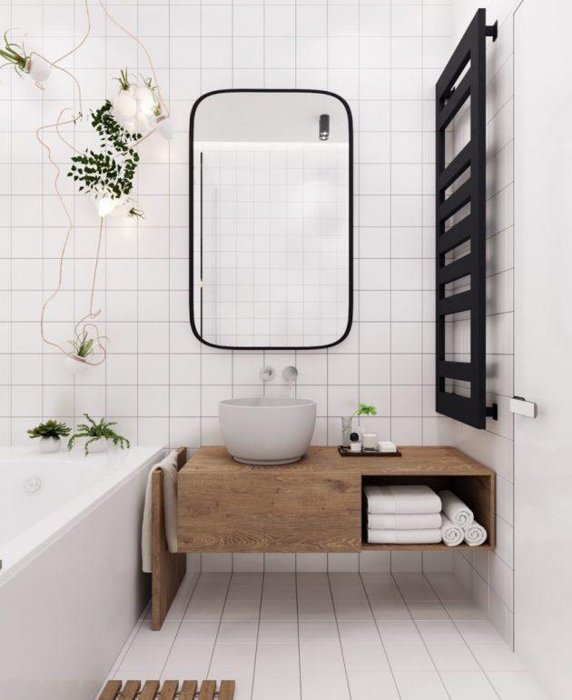 5 Essentials for a Minimalist Bathroom