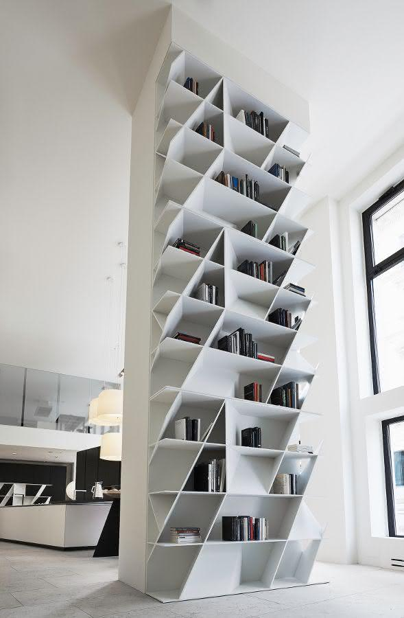 Selection of the Most Inspiring Bookcase Models