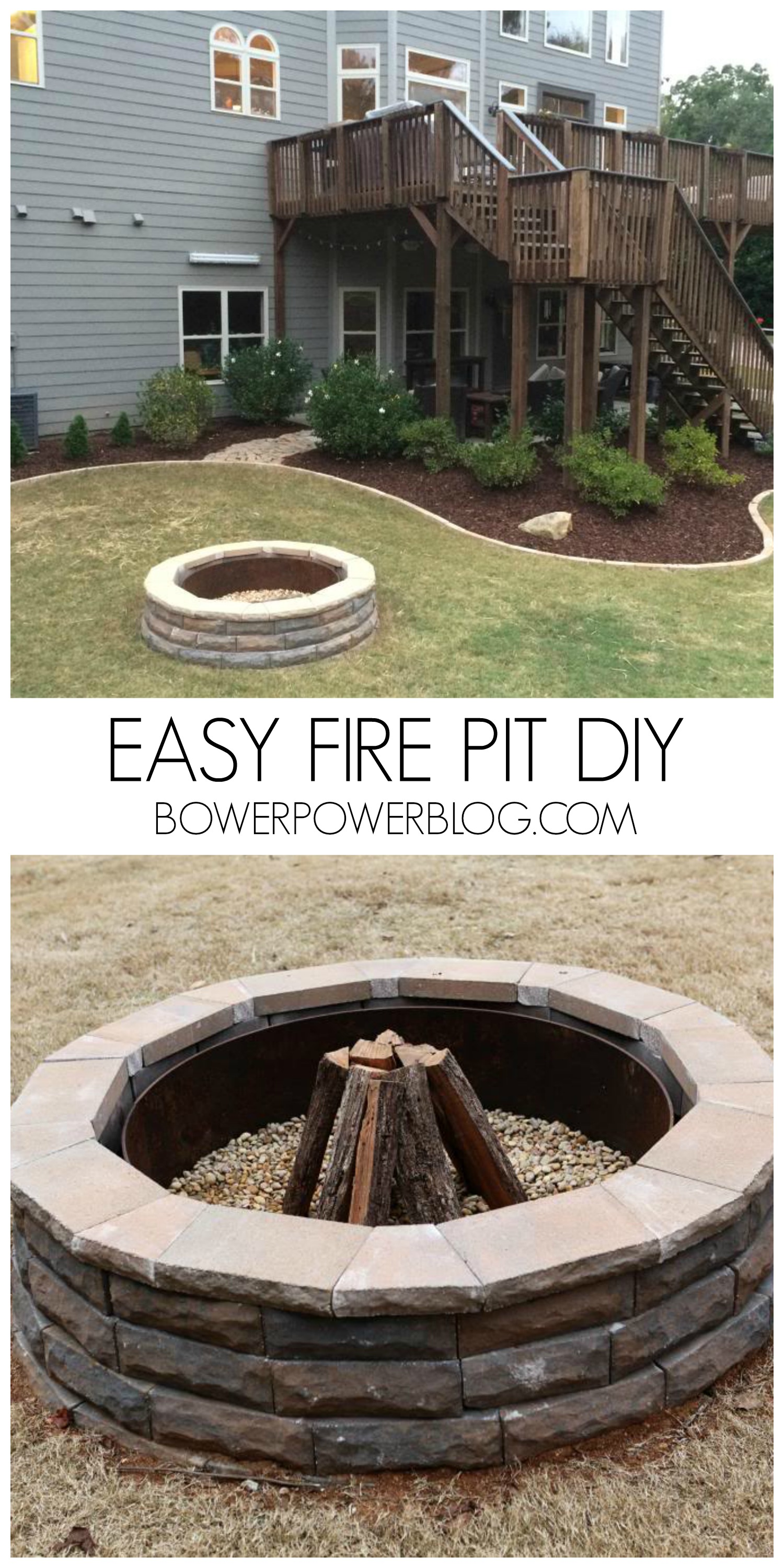 15 Awesome DIY Fire Pit Projects Your Garden Needs For The Summer