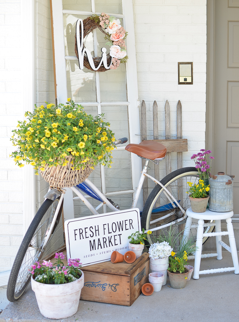 15 Incredible DIY Porch Decor Ideas Just In Time For Summer