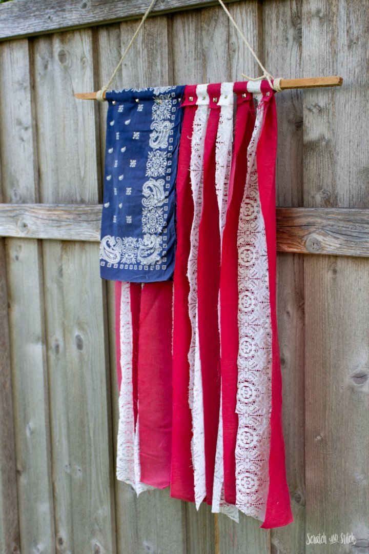 15 Last-Minute DIY 4th of July Decor Projects You Need To See