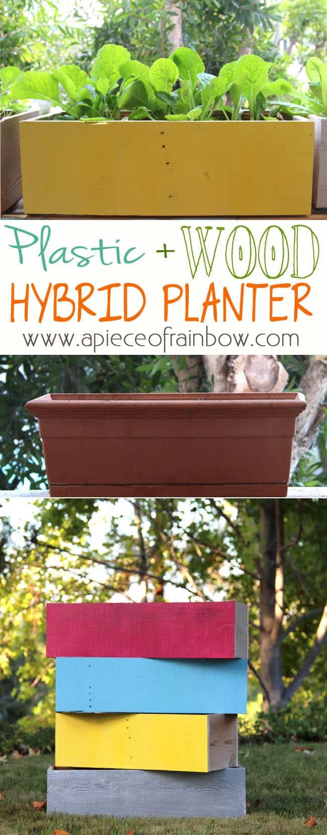 15 Out-of-the-box DIY Planter Ideas For Your Garden