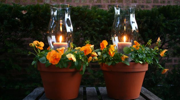 15 Wonderful DIY Garden Decor Ideas You Can Craft From Terracotta