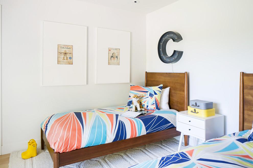 18 Beautiful Mid-Century Modern Kids' Room You Will Enjoy