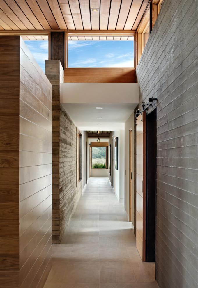 18 Stylish Mid-Century Modern Hallway Designs You'd Love To Walk Through